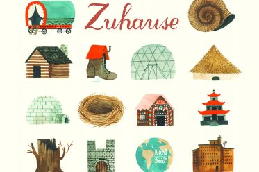 """Zuhause"" von Carson Ellis PICTUREBOOK"