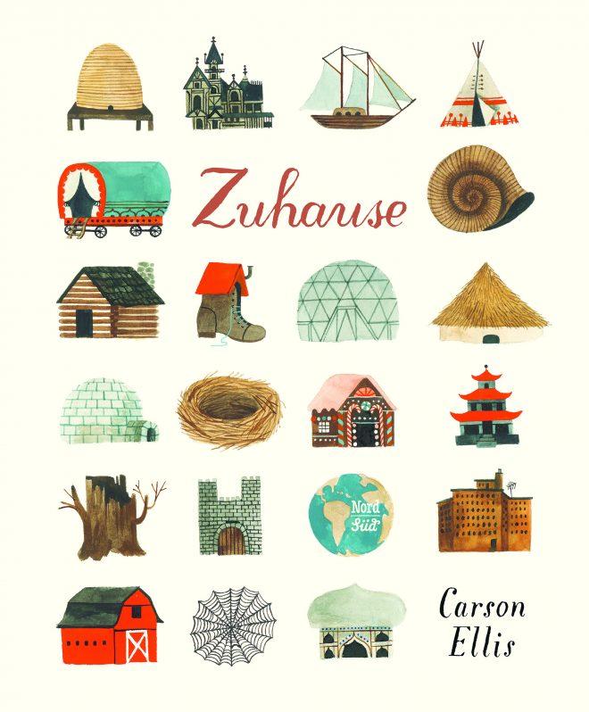 """""""Zuhause"""" von Carson Ellis PICTUREBOOK"""
