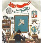 """""""Zuhause"""" von Carson Ellis Bilderbuch"""
